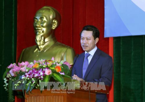 Bộ trưởng Ngoại giao Lào thăm và làm việc tại Học viện Ngoại giao Việt Nam - ảnh 1