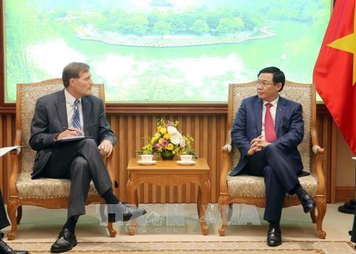 PTT Vương Đình Huệ hoan nghênh USAID hỗ trợ doanh nghiệp Việt Nam tham gia chuỗi cung ứng toàn cầu - ảnh 1