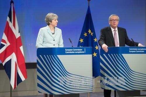 Thời điểm quan trọng trong đàm phán giữa Anh và EU  - ảnh 1