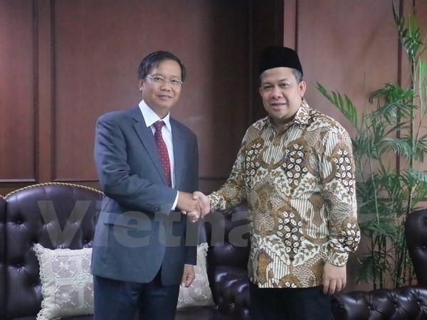 Indonesia coi trọng quan hệ hợp tác với Việt Nam - ảnh 1