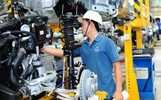 Việt Nam thu hút được gần 36 tỷ USD vốn đầu tư nước ngoài trong năm 2017 - ảnh 1