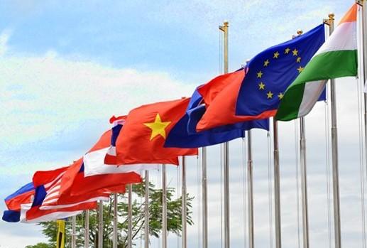 Dấu mốc quan hệ ngoại giao Việt Nam với một số đối tác trong năm 2017 - ảnh 1