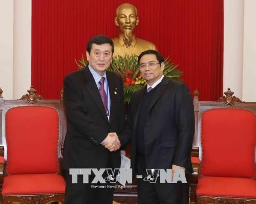 Quốc hội Việt Nam và Nghị viện Nhật Bản góp phần thúc đẩy hợp tác trong nhiều lĩnh vực - ảnh 1