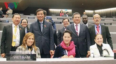 Chủ tịch Quốc hội kết thúc tốt đẹp chuyến tham dự IPU-138 và thăm chính thức Vương quốc Hà Lan  - ảnh 1