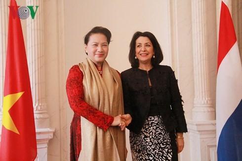 Chủ tịch Quốc hội kết thúc tốt đẹp chuyến tham dự IPU-138 và thăm chính thức Vương quốc Hà Lan  - ảnh 2
