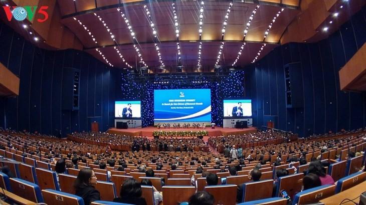 Việt Nam cam kết thúc đẩy hợp tác, kết nối kinh tế khu vực GMS - ảnh 1