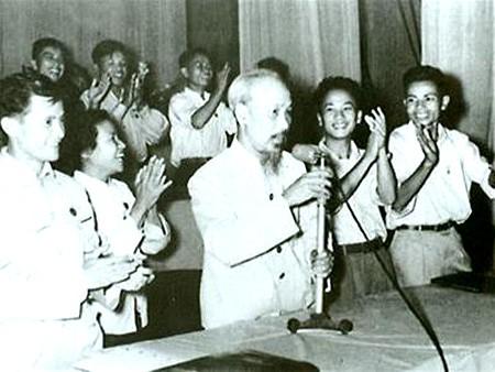 Họp Ban Tổ chức Nhà nước kỷ niệm 70 năm Ngày Chủ tịch Hồ Chí Minh ra Lời kêu gọi thi đua ái quốc  - ảnh 1