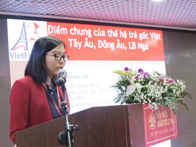 Doanh nhân trẻ người Việt tại Châu Âu: gắn kết qua những ý tưởng kinh doanh, văn hóa - ảnh 1