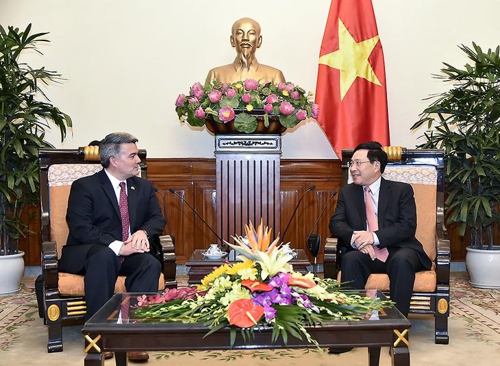 Thúc đẩy hơn nữa quan hệ hữu nghị Việt Nam – Hoa Kỳ - ảnh 1