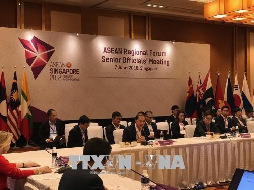 Hội nghị Tham vấn Quan chức cao cấp ASEAN - Trung Quốc lần thứ 24 - ảnh 1