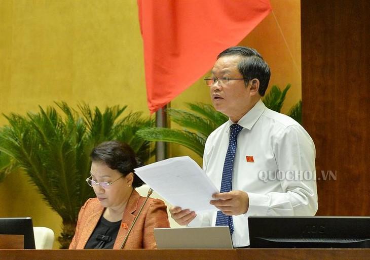 Quốc hội thông qua Nghị quyết về Chương trình xây dưng luật, pháp lệnh năm 2019 - ảnh 2