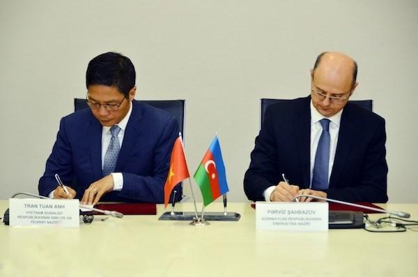 Kỳ họp Ủy ban liên chính phủ Việt Nam – Azerbaijan lần thứ hai tại Baku thành công tốt đẹp - ảnh 1