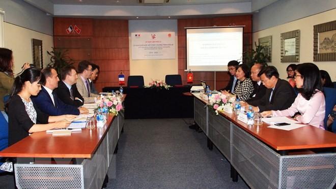 Việt Nam và Pháp đẩy mạnh hợp tác trong lĩnh vực văn hóa  - ảnh 1