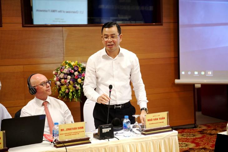 Hội nghị tập huấn đánh giá quản lý đầu tư công hiệu quả - ảnh 1