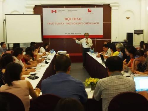 Thuế Tài sản và một số gợi ý chính sách cho Việt Nam  - ảnh 1