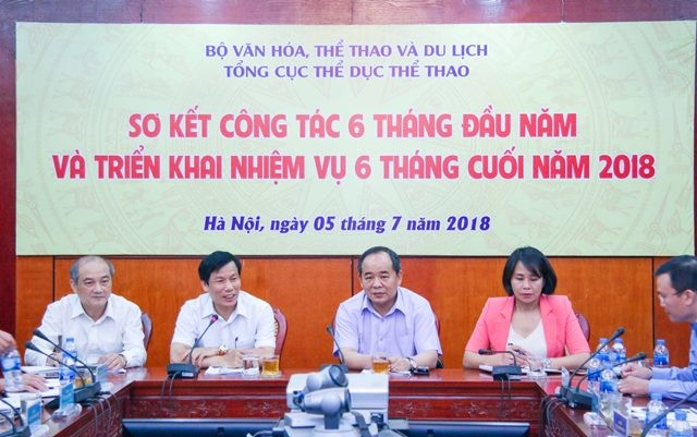 Thể thao Việt Nam phấn đấu giành 3 huy chương vàng tại ASIAD 18 - ảnh 1