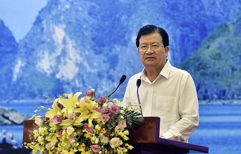 Hội thảo về phát triển bền vững biển Việt Nam - ảnh 1