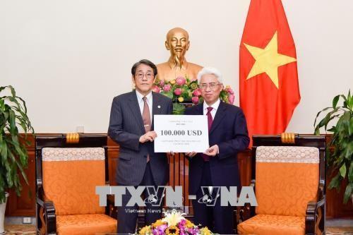 Việt Nam hỗ trợ 100 nghìn USD giúp khắc phục hậu quả mưa lũ tại Nhật Bản - ảnh 1