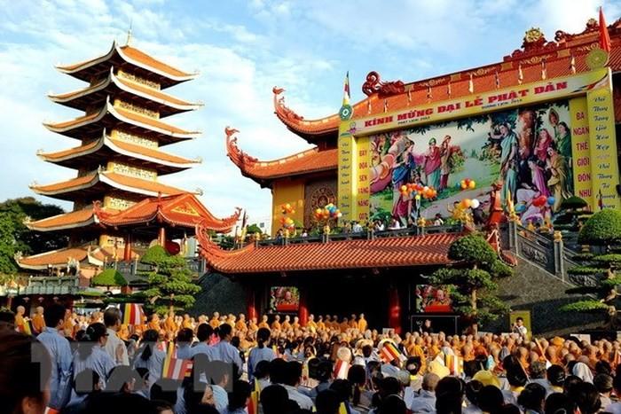 Kiện toàn cơ cấu tổ chức của các Ban, Viện TW Giáo hội Phật giáo Việt Nam nhiệm kỳ VIII (2017-2022) - ảnh 1