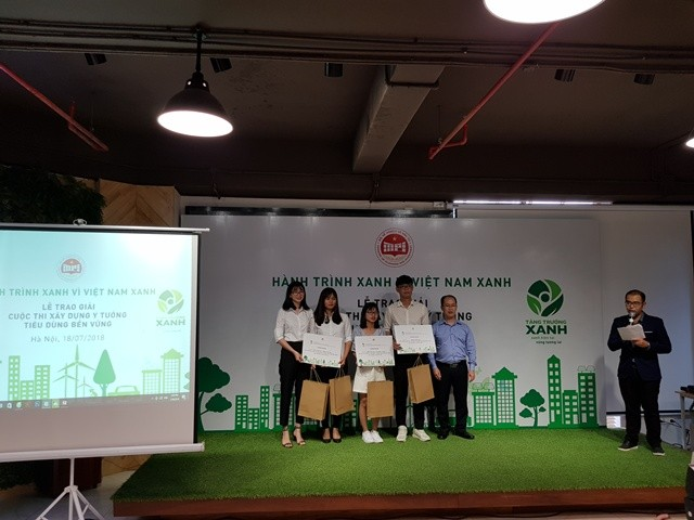 Xây dựng các mô hình khởi nghiệp xanh tiên phong tại Việt Nam  - ảnh 1