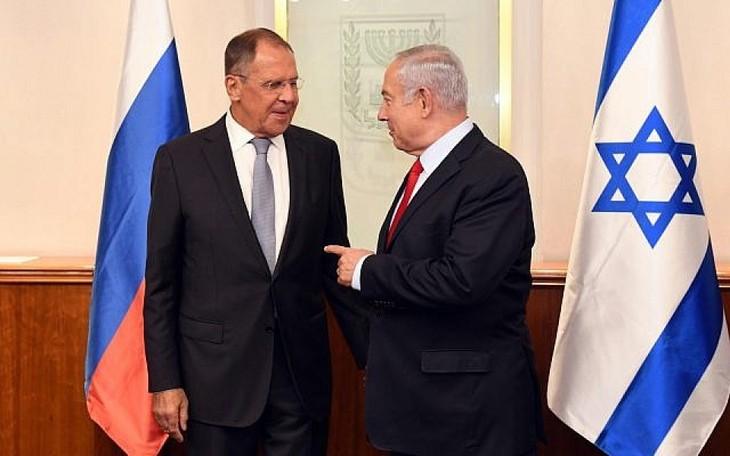 PM Israel menemui Menlu Rusia untuk membahas situasi kawasan - ảnh 1