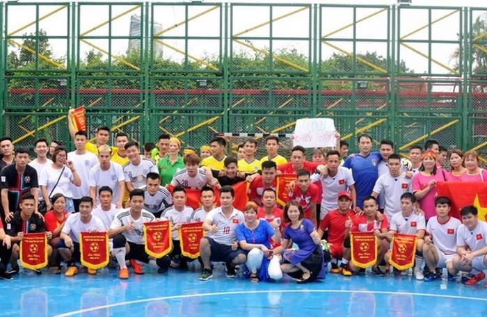 Khơi dậy tinh thần đoàn kết trong cộng đồng người Việt tại Macau, Trung Quốc - ảnh 1