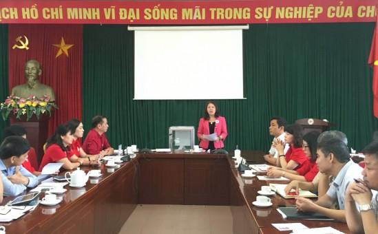 Hội Chữ thập đỏ Việt Nam kêu gọi ủng hộ đồng bào bị ảnh hưởng bởi thiên tai  - ảnh 1