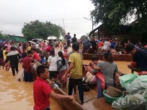 Vỡ đập thủy điện ở Lào: Hàng chục người thiệt mạng - ảnh 1