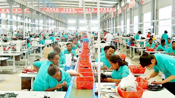 Trung Quốc gia tăng ảnh hưởng ở châu Phi - ảnh 1