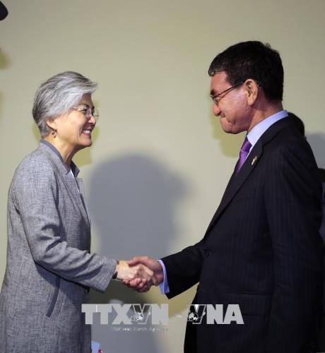 Hội nghị AMM 51: Hàn Quốc cam kết tăng tài trợ cho các nước khu vực Mekong  - ảnh 1