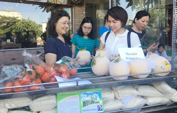 Giới thiệu hàng trăm sản phẩm nông sản tiêu biểu của Hà Nội  - ảnh 1