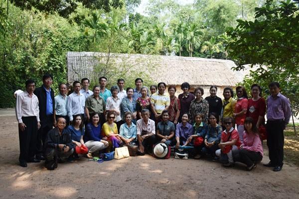 Tiếng Việt gắn kết người Việt ở Thái Lan - ảnh 2