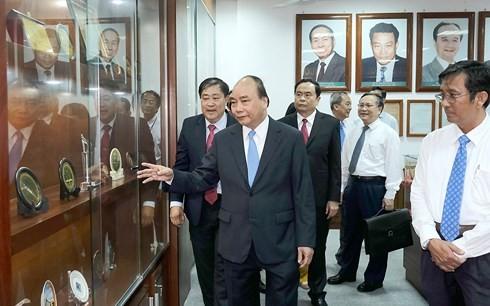 Thủ tướng gợi ý Đại học Cần Thơ cần đưa ra những cam kết phát triển  - ảnh 1