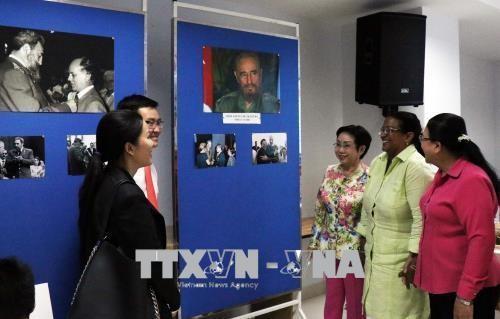 Thắt chặt tình hữu nghị giữa nhân dân Thành phố Hồ Chí Minh và nhân dân Cuba  - ảnh 1