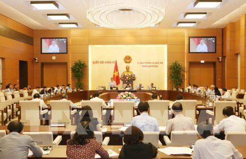 Ủy ban Thường vụ Quốc hội cho ý kiến vào dự án Luật chăn nuôi  - ảnh 1