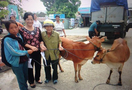 Tiếp tục chung tay xoa dịu nỗi đau nạn nhân da cam/dioxin Việt Nam - ảnh 2