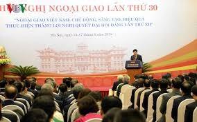 Công tác người Việt Nam ở nước ngoài với tinh thần ngoại giao phục vụ phát triển - ảnh 1