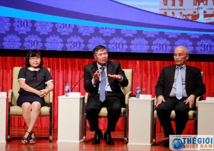 Hội nghị ngoại giao 30: Thúc đẩy quan hệ với các đối tác đi vào chiều sâu, hiệu quả - ảnh 2