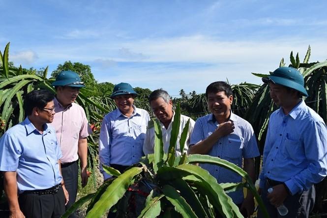 """Tọa đàm """"Vai trò của MTTQ Việt Nam trong việc vận động và giám sát xây dựng nông thôn mới"""" - ảnh 1"""