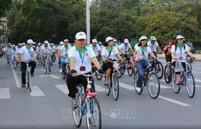 Ngày gia đình ASEAN tại Hà Nội - ảnh 1