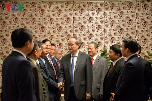Phát triển mối quan hệ hữu nghị đặc biệt Việt Nam - Lào  - ảnh 1
