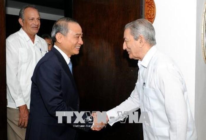 Thành phố Đà Nẵng tìm kiếm cơ hội phát triển quan hệ với Cuba - ảnh 1