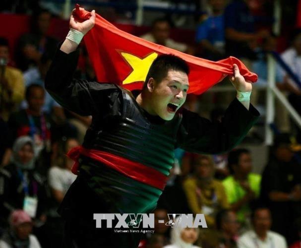 Đoàn Thể thao Việt Nam hoàn thành nhiệm vụ đặt ra tại Đại hội ASIAD 2018 - ảnh 1
