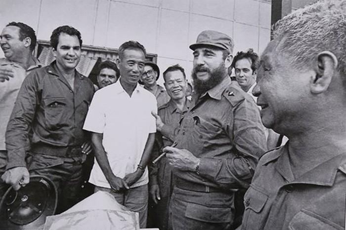 Nhiều hoạt động ý nghĩa kỷ niệm 45 năm lãnh tụ Fidel Castro thăm vùng giải phóng miền Nam Việt Nam - ảnh 1