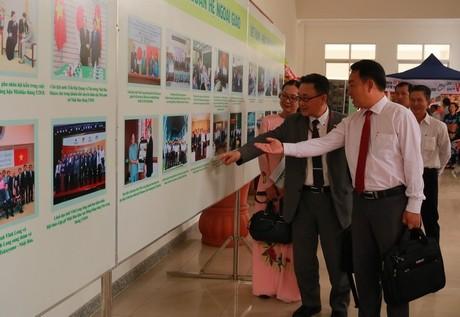 Kỷ niệm 45 năm thiết lập quan hệ ngoại giao Việt Nam - Nhật Bản - ảnh 1