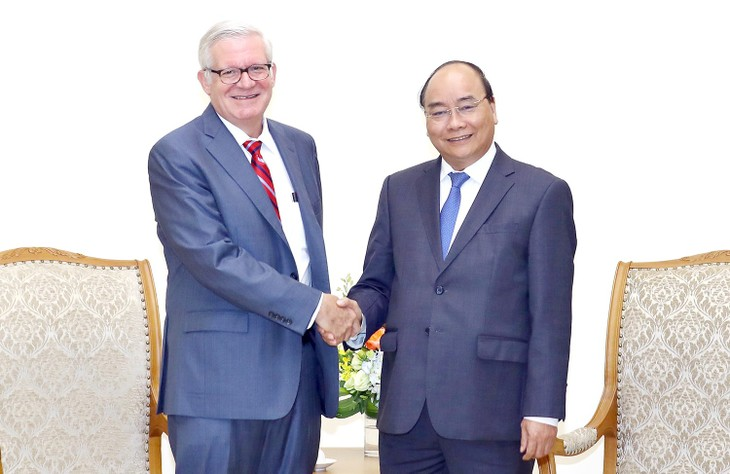 Thủ tướng Nguyễn Xuân Phúc tiếp Thứ trưởng Thương mại Hoa Kỳ - ảnh 1