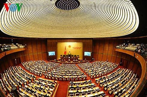 Kỳ họp thứ 6 Quốc hội khóa 14 sẽ khai mạc vào ngày 22/10 - ảnh 1