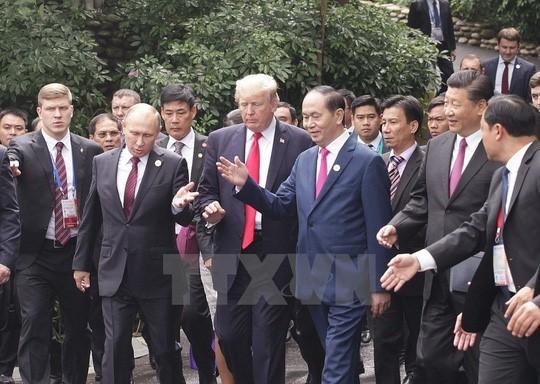 Người dân ở nhiều địa phương trong cả nước thương tiếc Chủ tịch nước Trần Đại Quang - ảnh 1