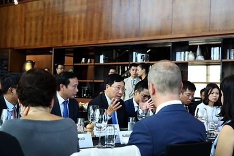 EU coi trọng việc thúc đẩy quan hệ với Việt Nam - ảnh 1