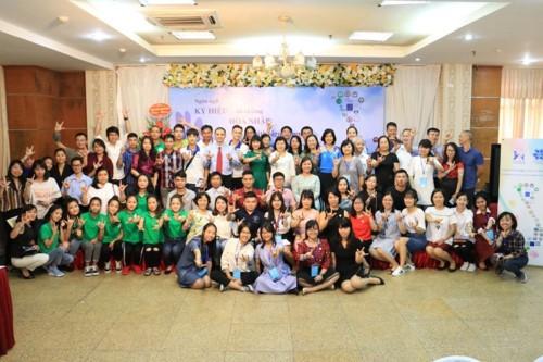 Việt Nam hưởng ứng tuần lễ người khiếm thính thế giới - ảnh 1